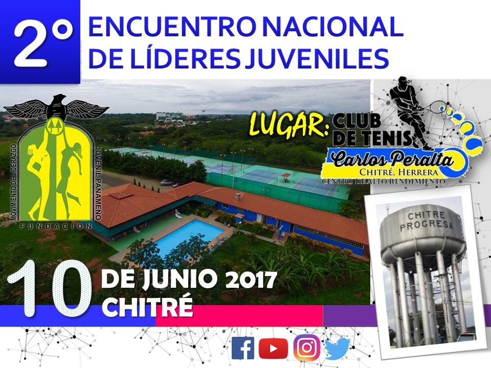 2° Encuentro Nacional de Líderes Juveniles